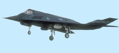 Újra repül a nemlétező harci gép...