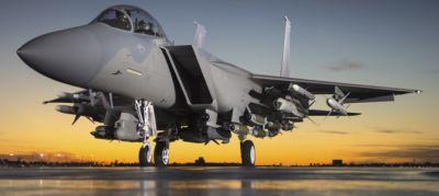 A Sas visszatér: nyolcvan új példány az F-15-ösökből