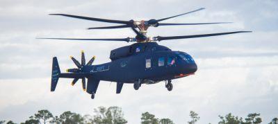 Defiant: repül a kihívó szuperhelikopter is!