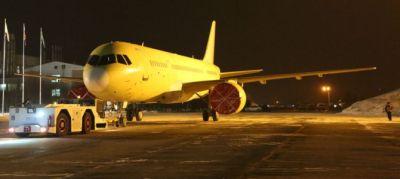 Új orosz utasszállító: elkészült a negyedik repülési tesztpéldány