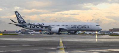 Új vészkijáratok, 480 utas az A350-esen!