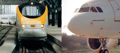 Vasút vagy repülés – trendek és az Eurostar 25 éve
