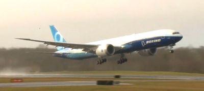 Felszállt végre a legnagyobb utasszállító a piacon – a Boeing 777x és az időjárás...