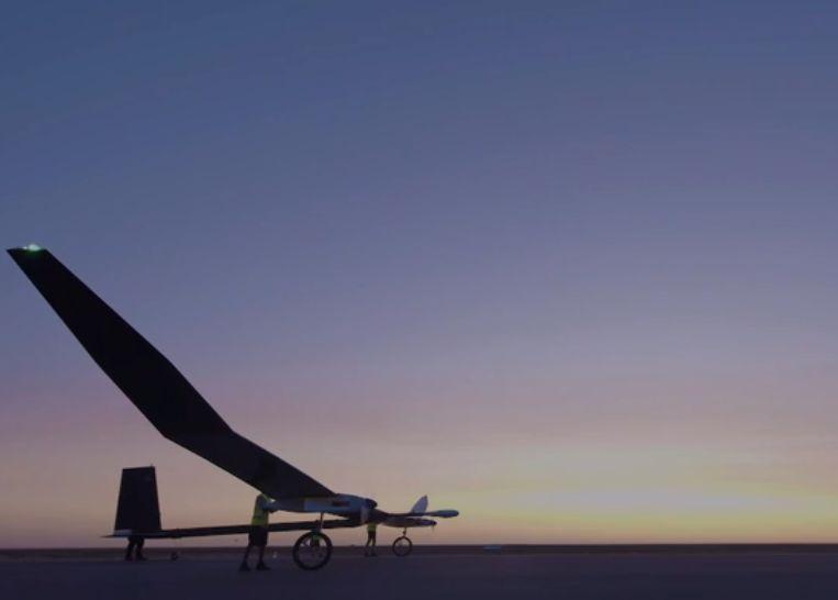 Hajnali start előtt<br>(fotók: BAe Systems)