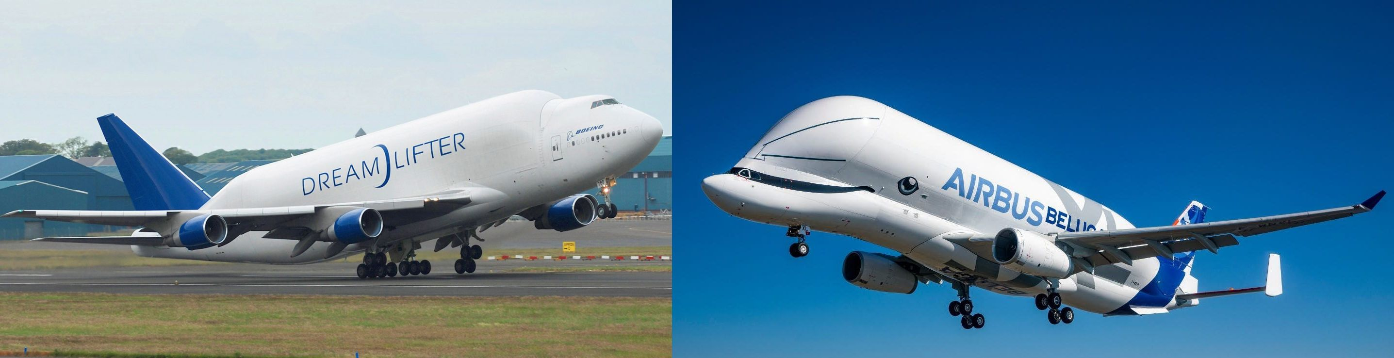 (fotók: Airbus, Boeing)