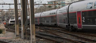 TGV-siklás Marseille-ben