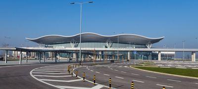 Íme a Franjo Tudjman repülőtér!