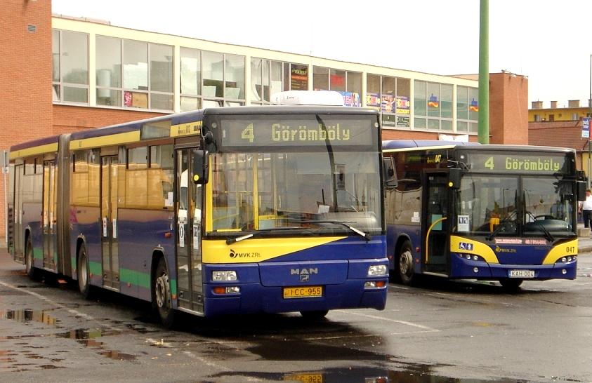 Előbb-utóbb Miskolcnak is szüksége lesz új buszokra is<br>(fotó: Tóth Péter)