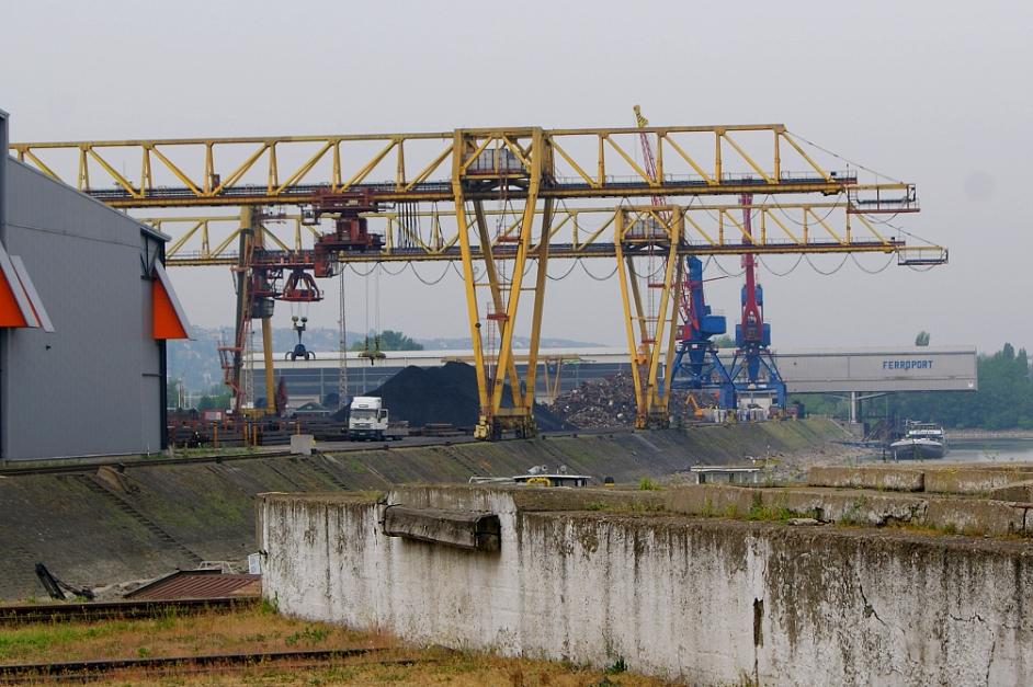 Csepeli Szabadkikötő<br>A képre kattintva galéria nyílik<br>(fotók: a szerző)