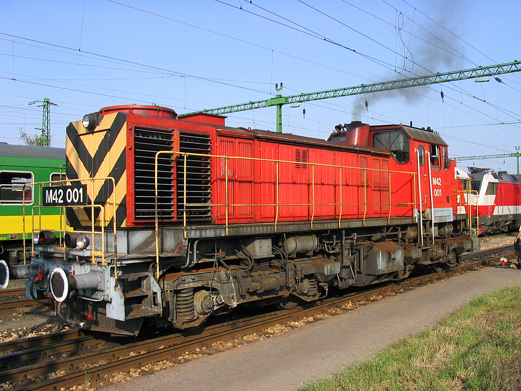 M42 mozdony