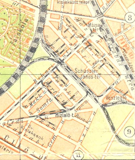 budapest kőbánya térkép IHO   Vasút   A csonkák csonkája budapest kőbánya térkép