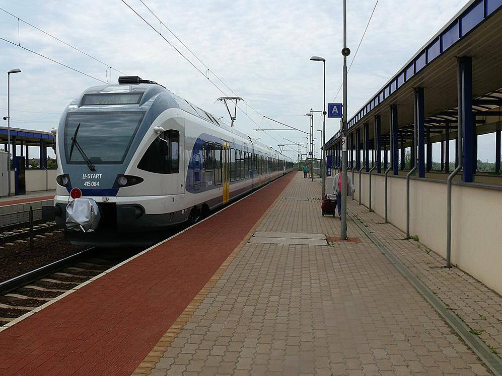 Új vasúti megállóhely épül Újpalotán