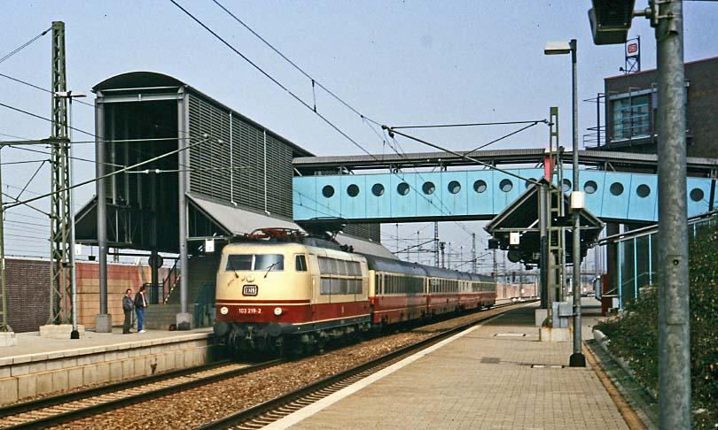 Waghäusel Bahnhof