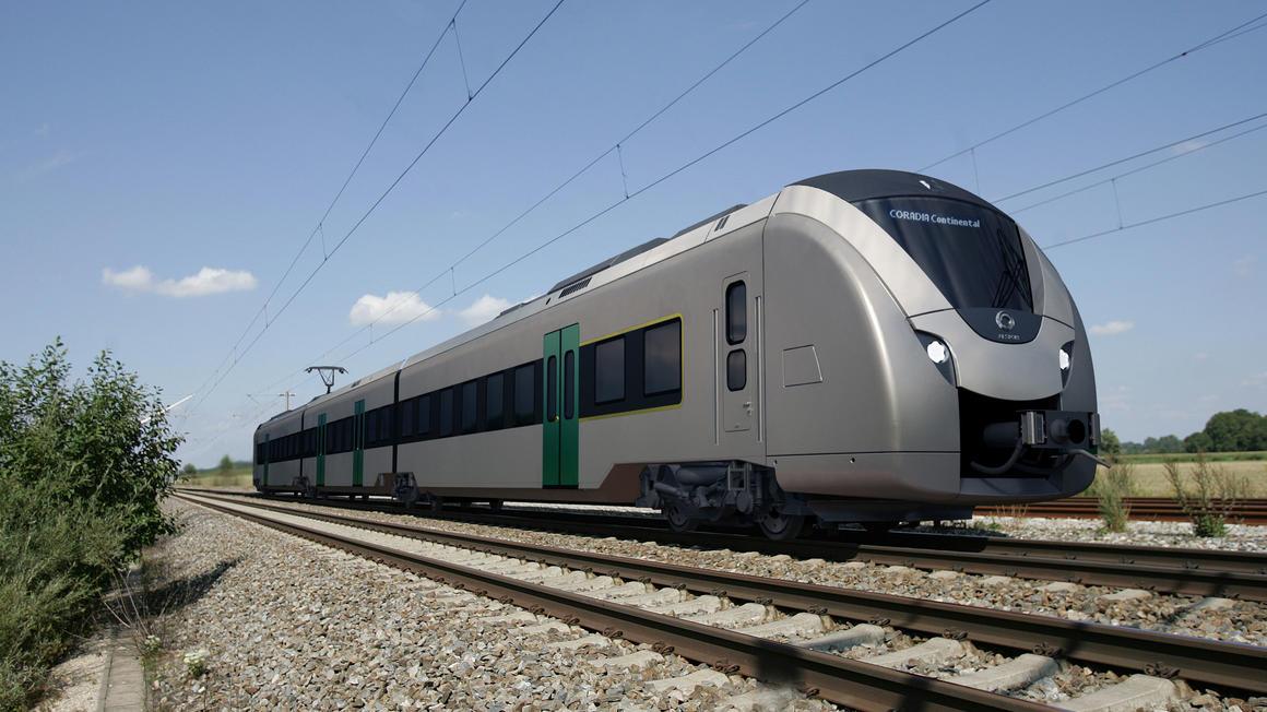 Az Alstom akkus Coradia Continentaljából is rendeltek már (látványterv: Alstom)