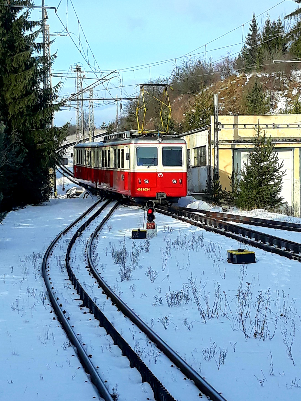 Hamarosan teljesen megújul a csorbatói fogaskerekű vasút, a zubácska (fotó: Korcsmáros Gábor)
