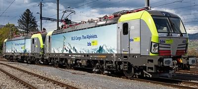 Az SNCF-é a BLS Cargo közel fele