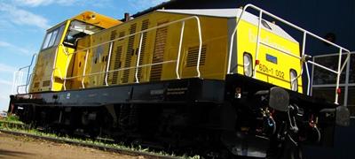Megújult egy lengyel SM42-es mozdony