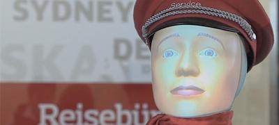Információs robotot tesztel a DB