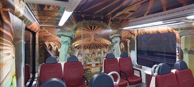 Utazzon Gaudí-kriptában!