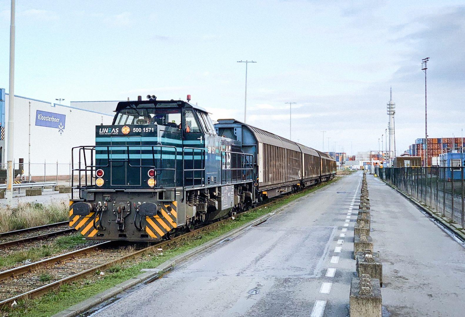 Az Alstom, a Lineas és a ProRail 2021-ben kezdi meg a teszteket Hollandiában egy teljesen automatikus üzemű tolatómozdonnyal (illusztráció: Railway Pro)