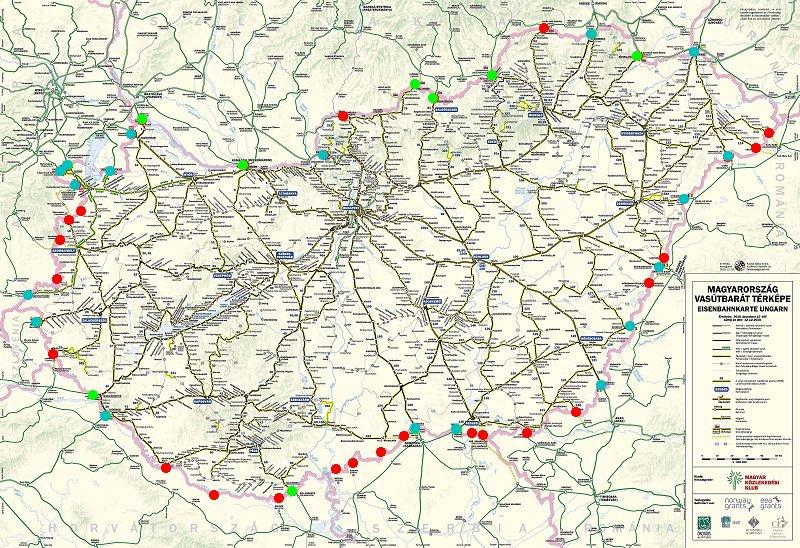 Az 1920-as békediktátum által létrehozott új határ 49 vasútvonalat vágott ketté, ebből 42 esetében stratégiai okokból nyílt vonalon (kép forrása: hovamegyavonat.blog.hu)