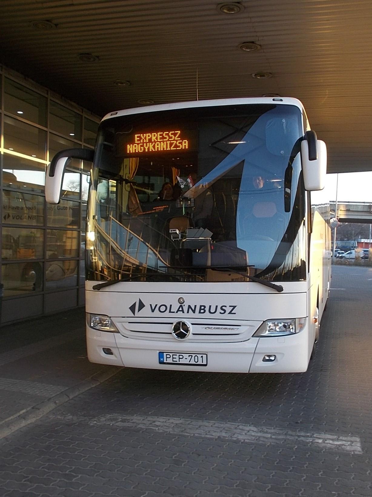 A vasúti és közúti párhuzamosságok felszámolásának részeként a Volánbusz augusztus 1-jétől megszünteti számos, Budapest és Zala megye közötti közvetlen járatát