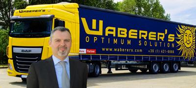 Milanóban alapított vállalatot a Waberer's