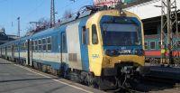 Gázolt a vonat a Budapest–Szob vonalon