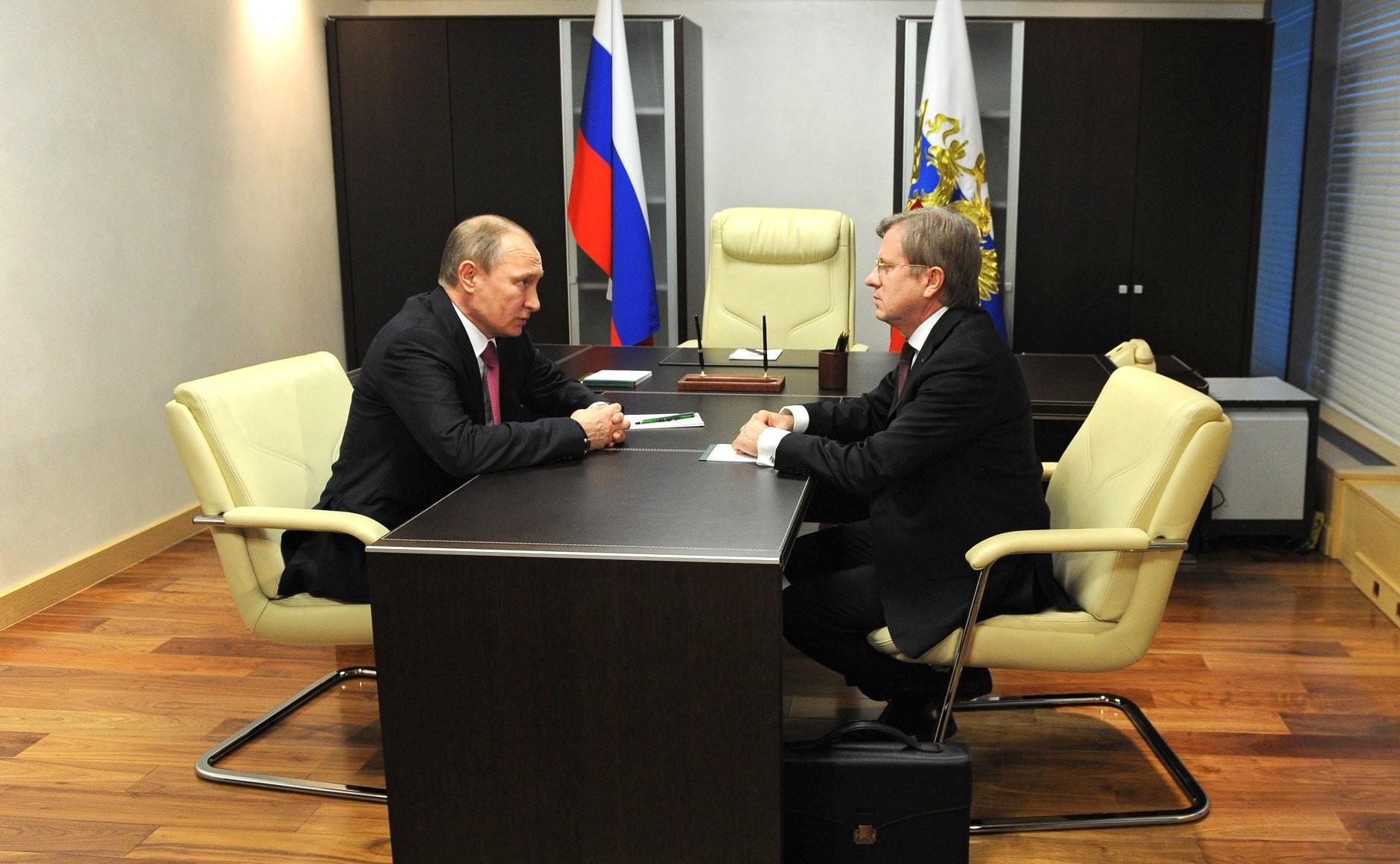 Putyin és Szaveljev (fotó: Kremlin.ru)