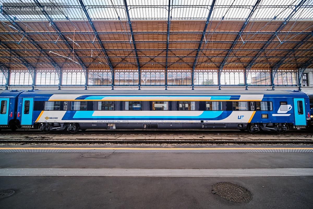 Az új IC+-kocsi (fotók: Vörös Attila)