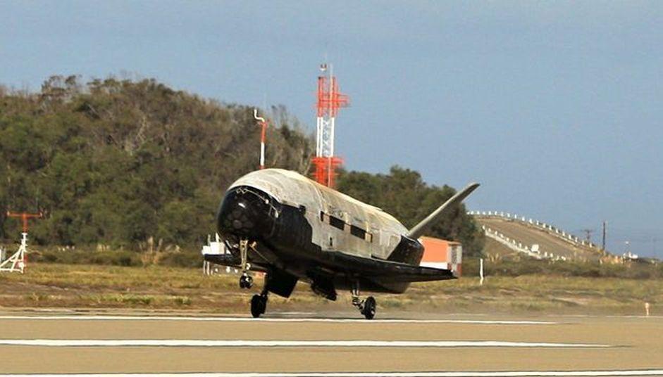 A ma is dolgozó, autonóm űrrepülőgép, az X-37B