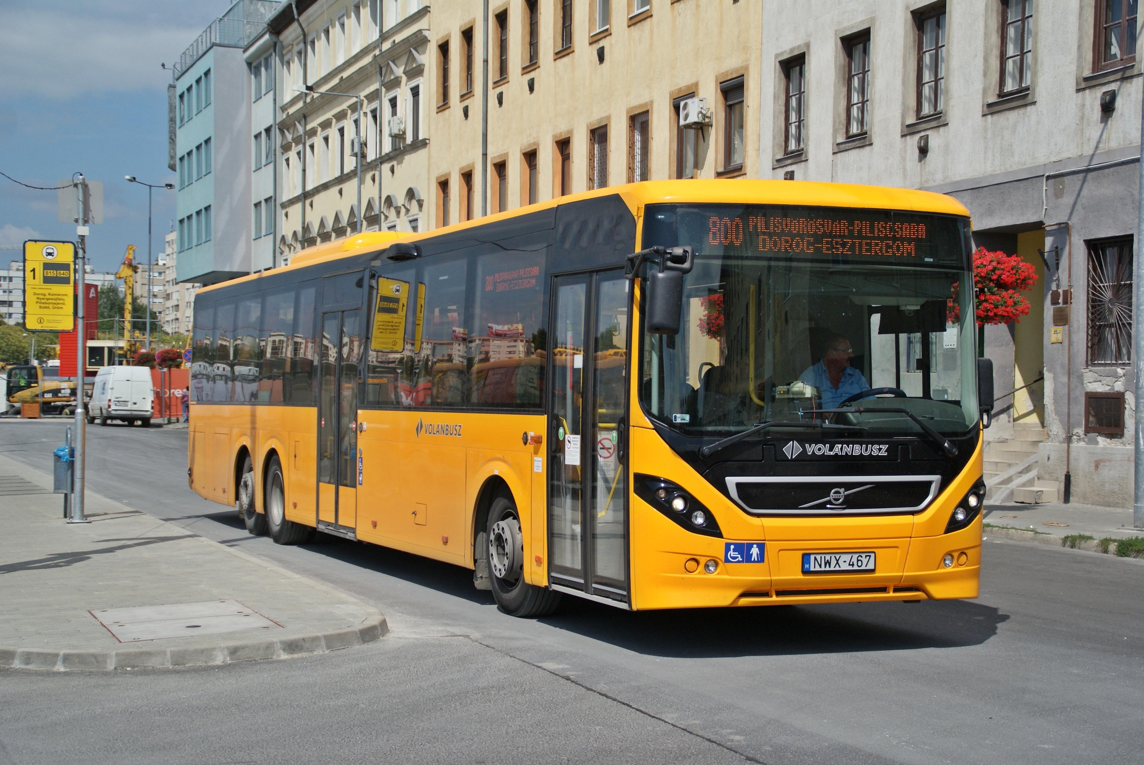 Az esztergomi vonalon a vasút lesz a fő közlekedési tengely, amelyre a buszok ráhordanak (fotó: Bódi Balázs)