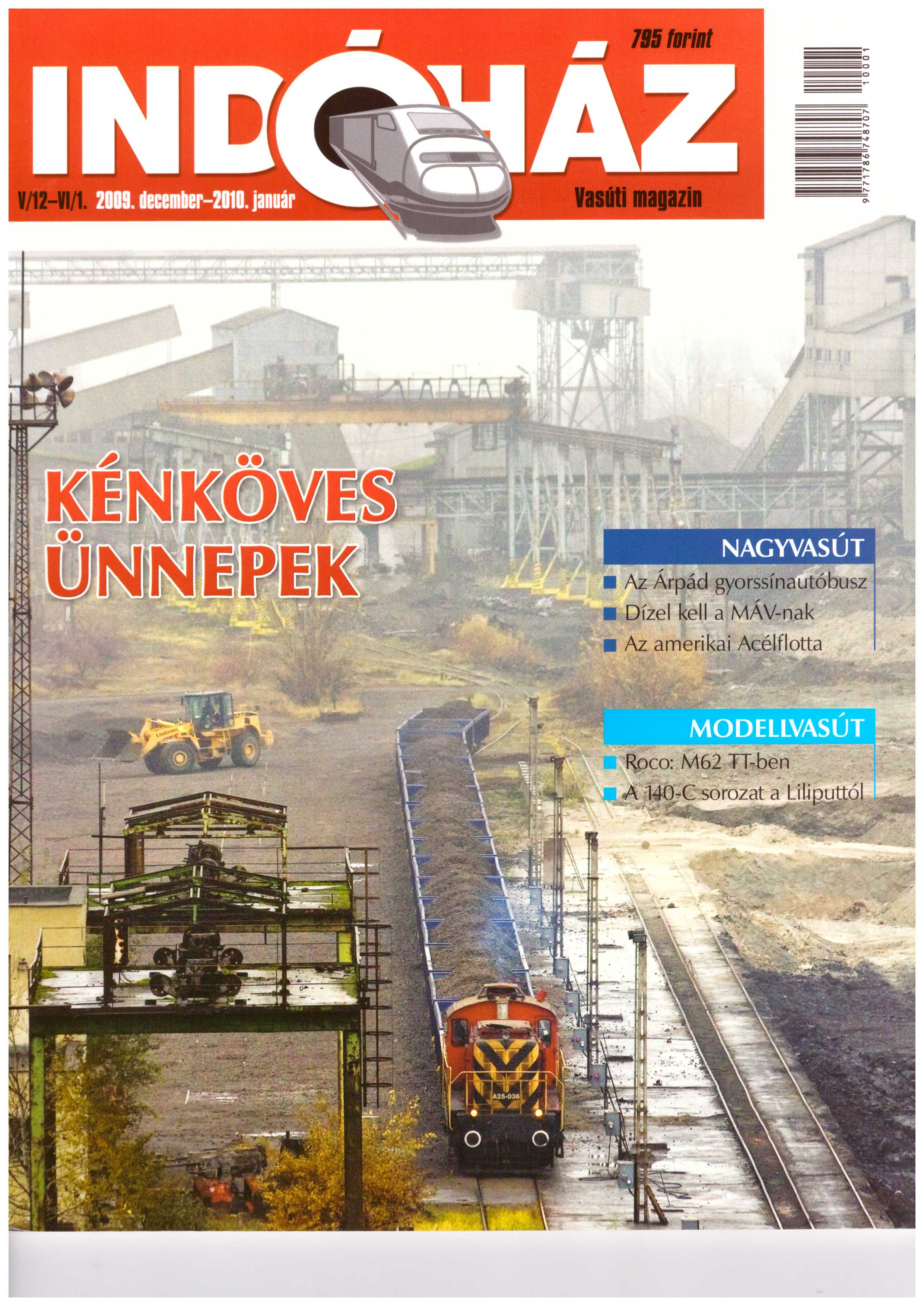 Indóház magazin 2009. december