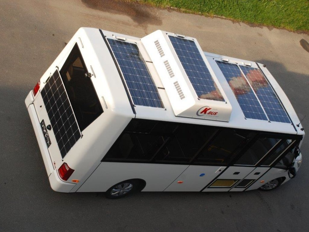 City Bus Electro minibusz, Nissan eNV200 alapokkal