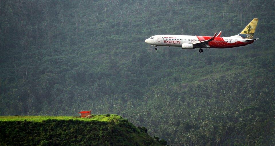 (fotó: Air India Express)