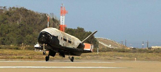 X-37: egy rejtélyes de sikeres shuttle-utód