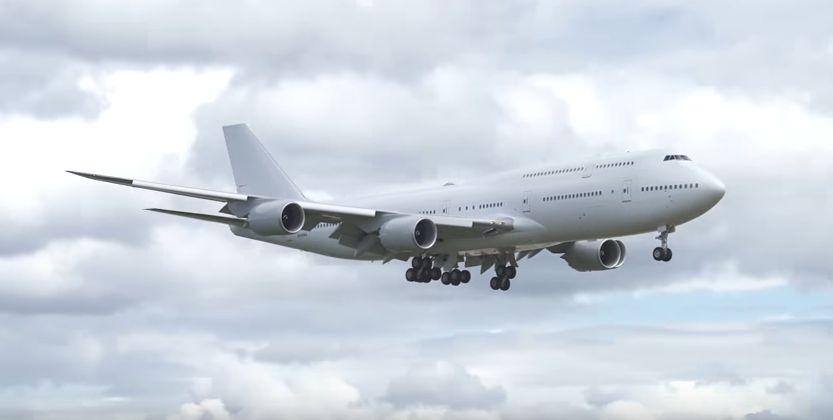 """A két elnöki gépet két """"white tail"""", át nem vett 747-esből alakítják ki"""