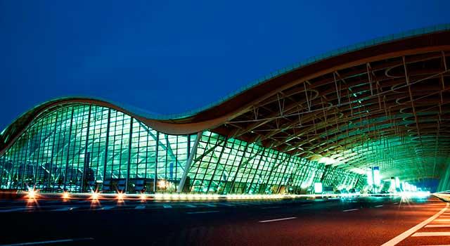 Shanghaj terminál
