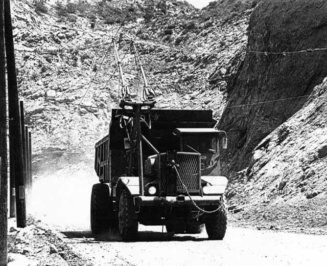 Kenworth 802-E (1956–1971)