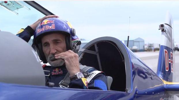 A Red Bull egyik alapítója és ász-pilótája