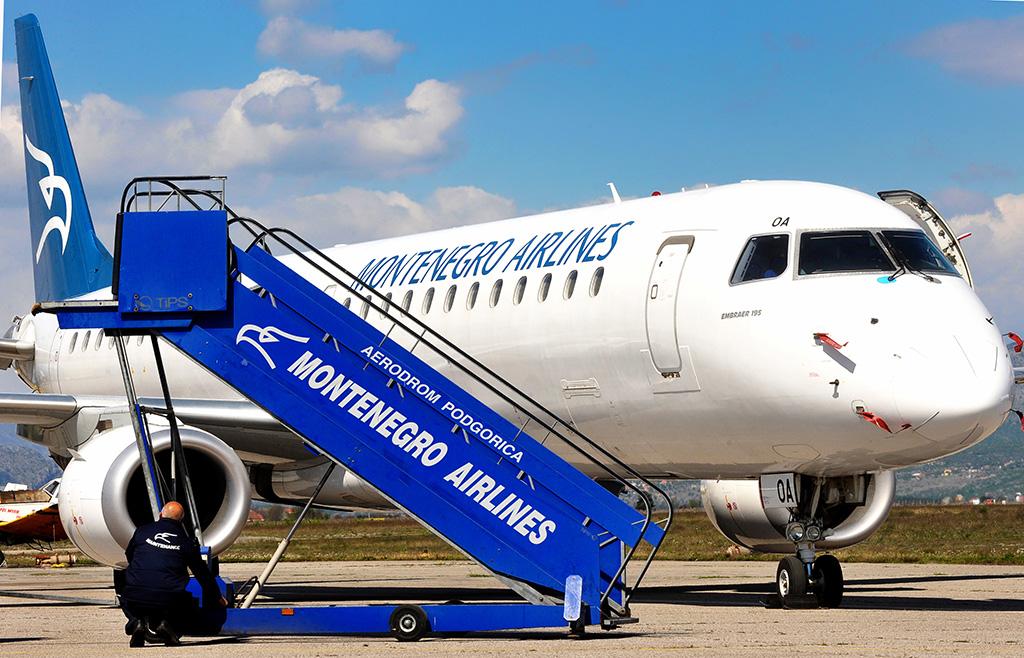 (fotók: Montenegro Airlines)