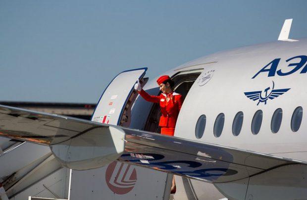 (Fotók: Aeroflot)
