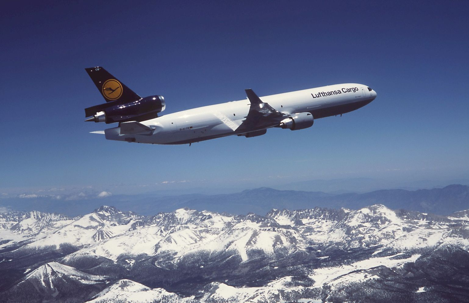 2018-ban még tizenkét MD-11-es repült a Lufthansánál (fotók: Lufthansa Cargo, Facebook)
