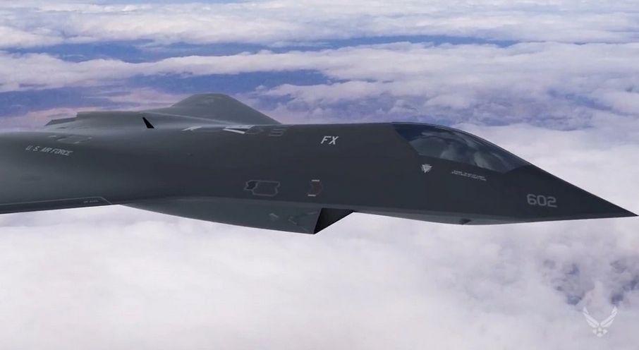 Fantáziarajz: így nézne ki a légierő saját konstrukciója?