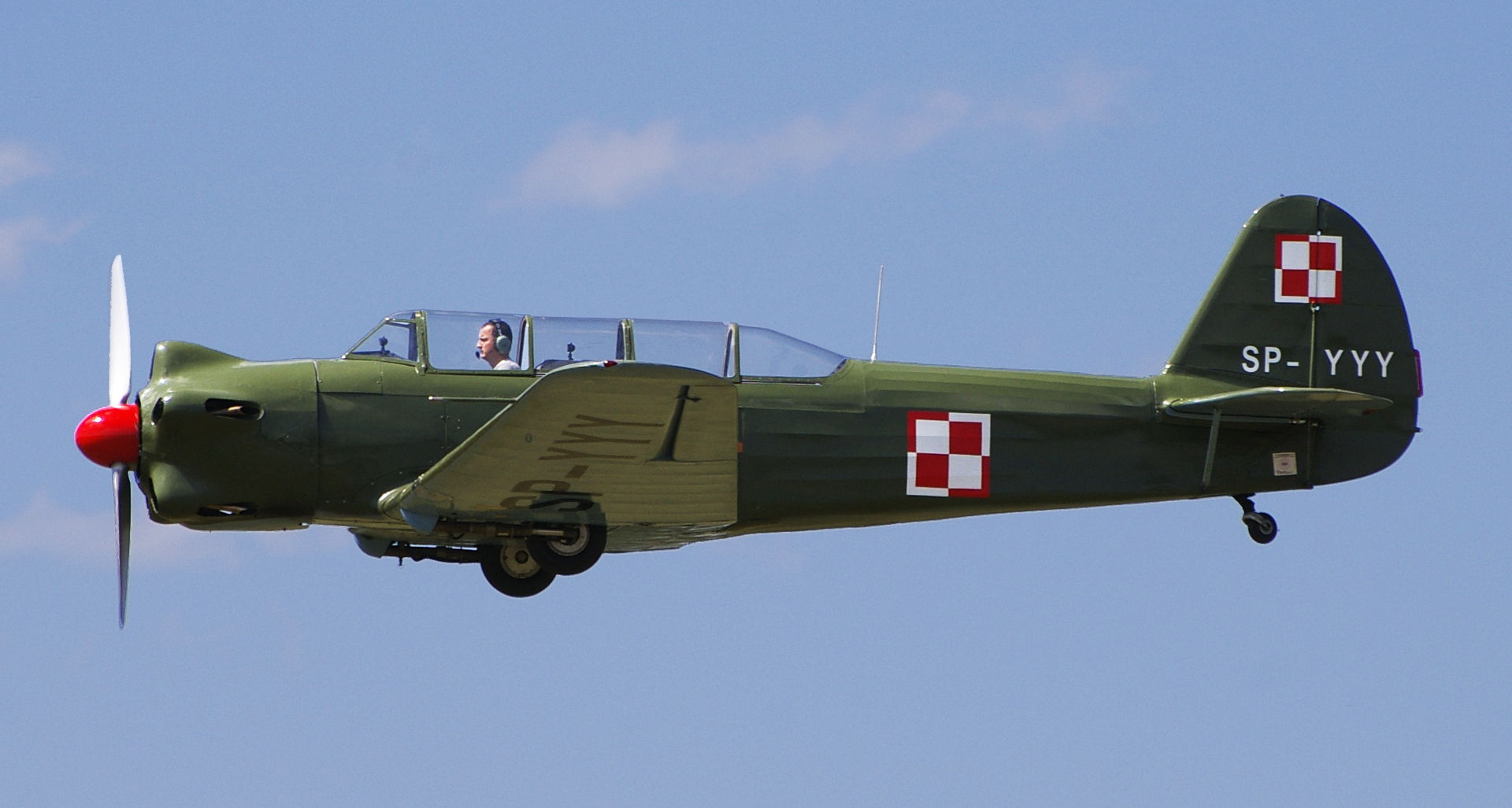 A lengyelek repülőképes példánya (fotó: Wikimedia)