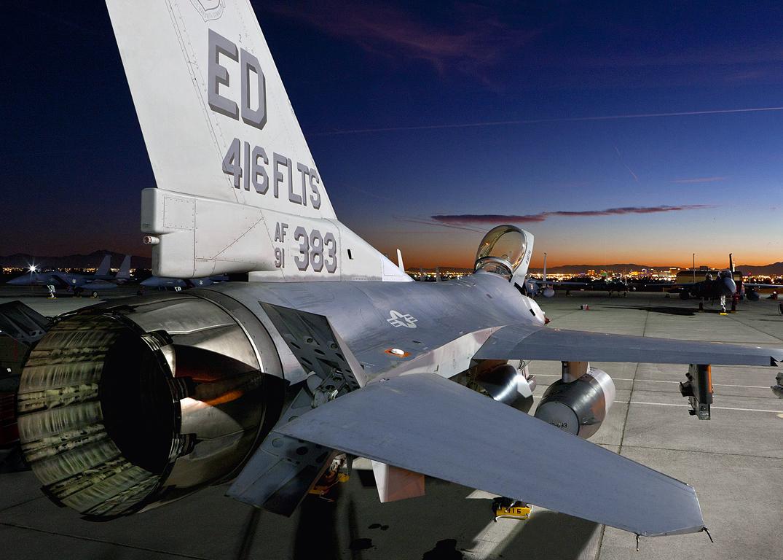 A típus, amit államdóan modernizálnak, de veszik is Amerikán kívül is: F-16