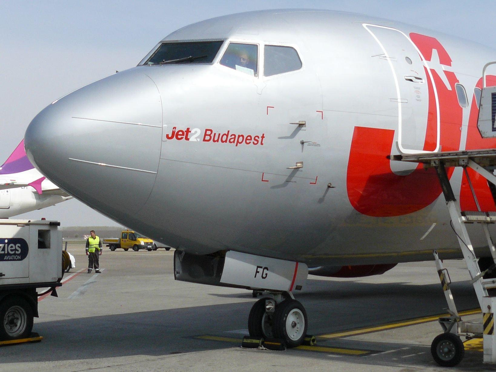 Most még a Boeingokkal repül a cég (fotó: iho.hu)
