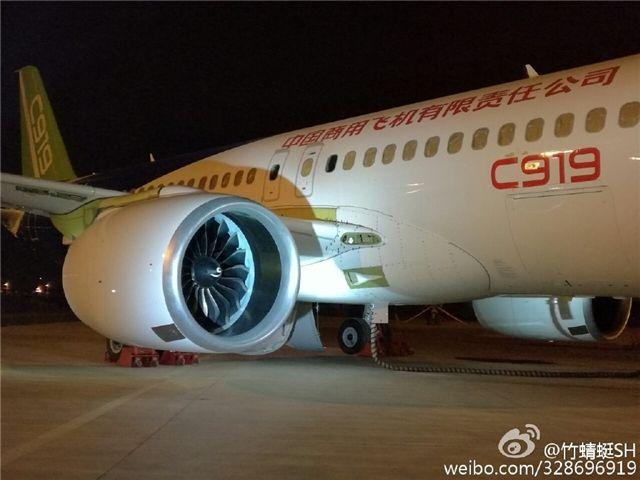 Kínai gép nem kínai hajtóművel