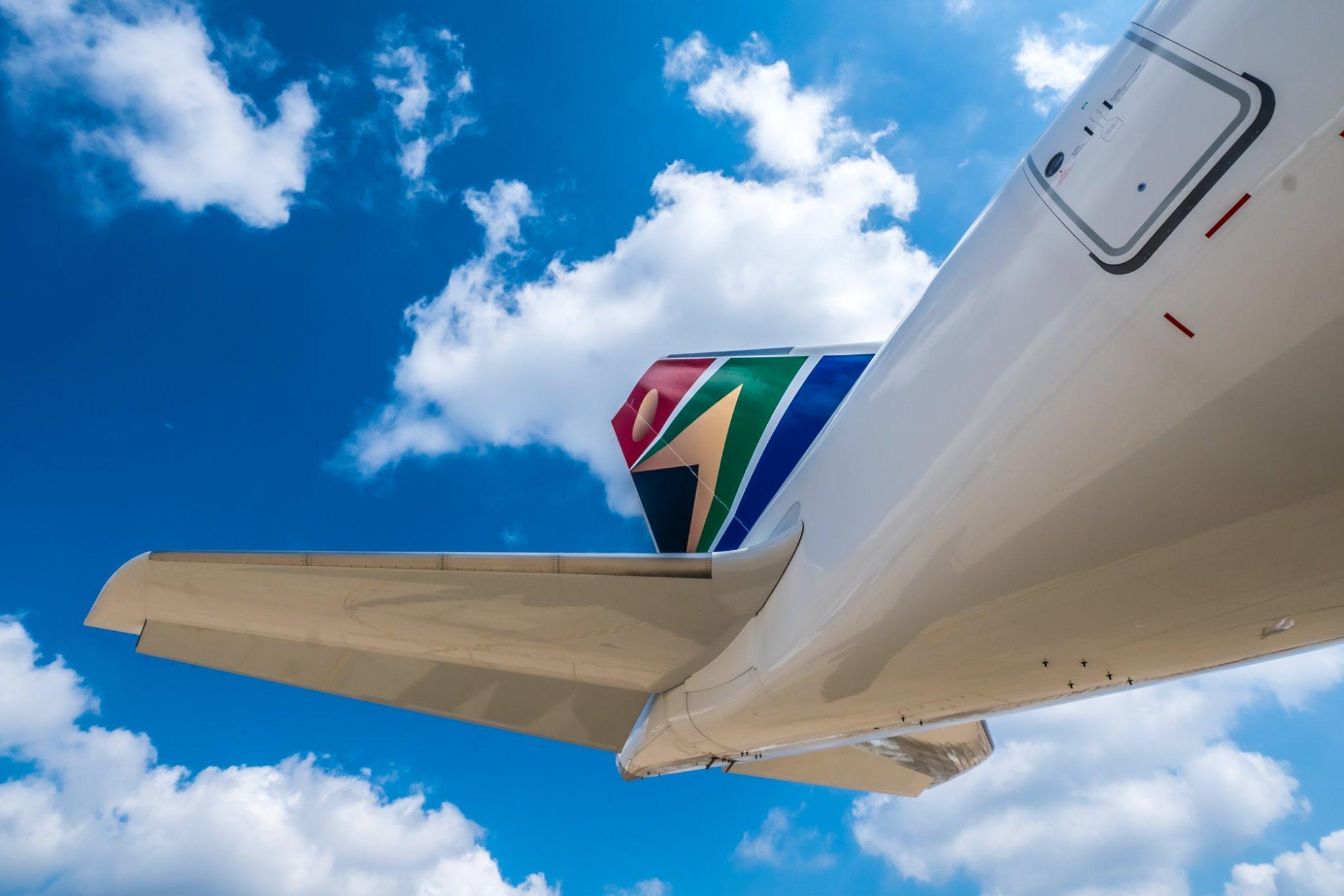 (fotók: South Afrivan Airways, Facebook)