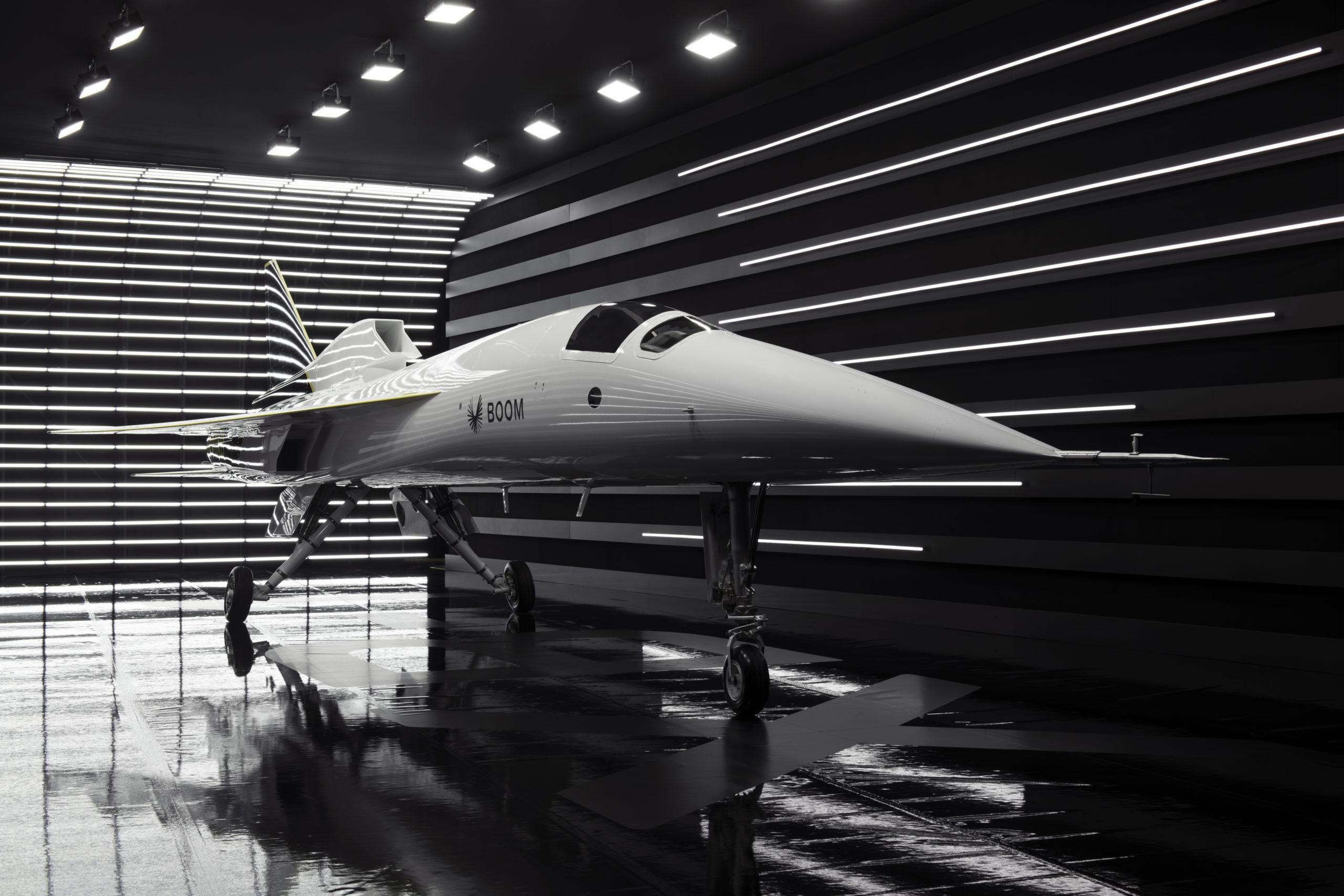 XB-1, a már elkészült Baby Boom